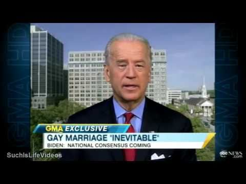 Joe Biden: Gay Marriage Inevitable