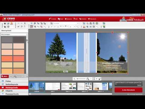 Grundlagen und Funktionen der CEWE FOTOBUCH Gestaltung 4.8 | Mein CEWE WEBINAR