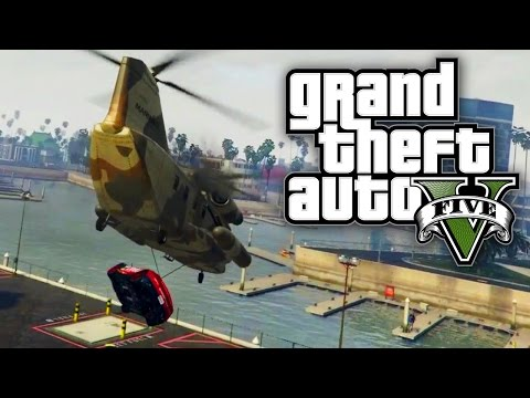 GTA 5 Online - TAKING PEOPLE'S CARS AS THE REPO MAN! (GTA V Online)