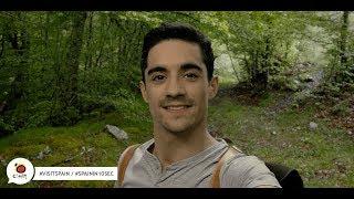 Is it possible to fall in love in 10 sec? Javier Fernández - Selva de Irati #SpainIn10sec