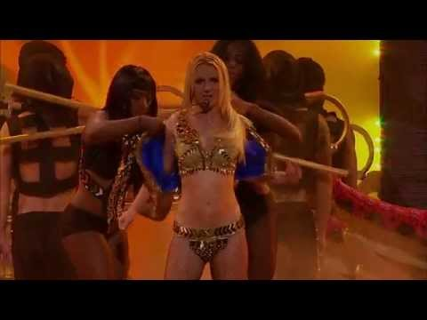 Britney Spears - Gimme More (live)