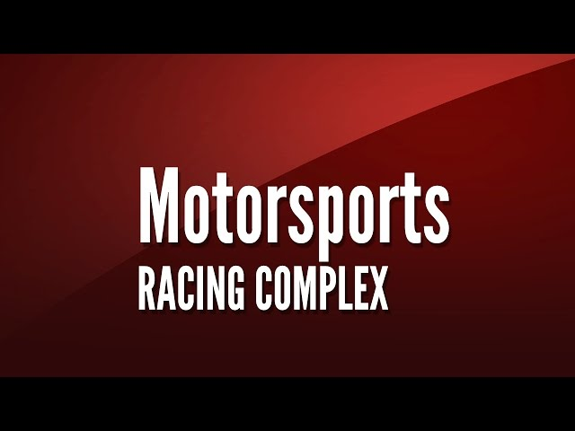 Motorsports Racing Complex (Virtual Tour)