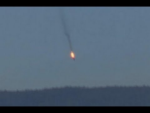 Turkey Shoots Down Russian Fighter Plane [Video]