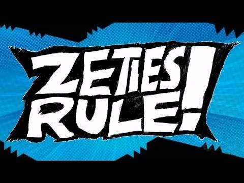 "Sonic Lost World ""Zeties Rule!"" Announcement Trailer (Fandub Parody Movie)"