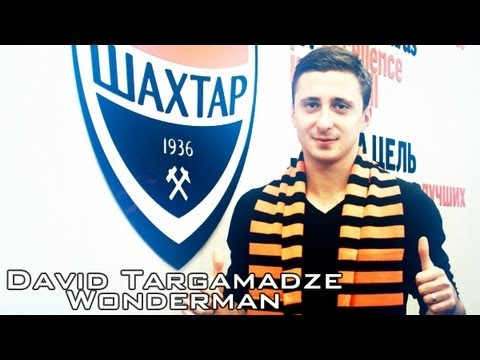 David Targamadze - Wonderman | Goals & Skills | HD
