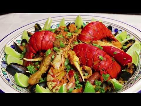 Paella à la sénégalaise