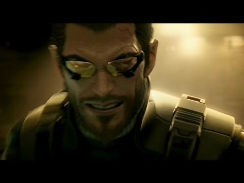 Deus Ex: Human Revolution - Exclusive CGI Director's Cut Extended Trailer *German* | HD