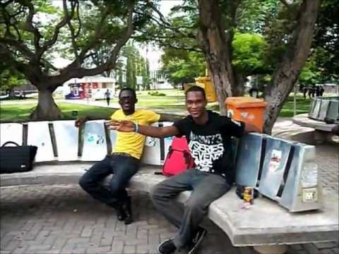 Exploring Knust - Peace Corps Ghana video