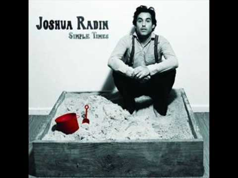 Joshua Radin - We Are Okay