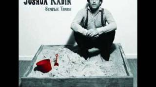Watch Joshua Radin We Are Okay video