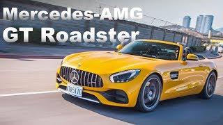 擁抱陽光 激昂馳騁!Mercedes-AMG GT Roadster|新車試駕