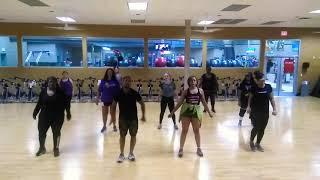 Ella Mae Boo'd Up  Line Dance Choreography Hip Hop Fitness Dance Workout