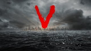 V (2009 TV series) - The Actors Journey From Human To V.