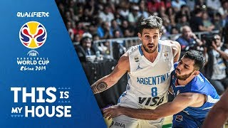 Argentina v Paraguay - Full Game - FIBA Basketball World Cup 2019 - Americas Qualifiers