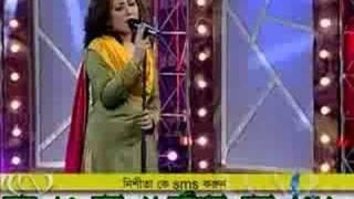 Nishita - Rongdhonu Bhalo Lage (HQ), Closeup1 2006