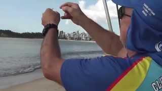 Pesca de Praia conversa com campeão sulamericano de pesca