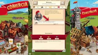Empire: Four Kingdoms Juego Disponible Para ANDROID Y IOS Gratis