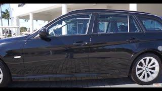 2011 BMW 328i sport wagon with 25k miles