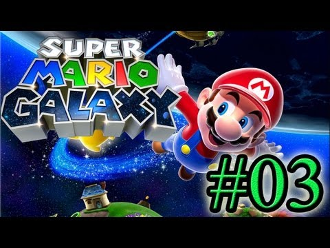 Let's Play : Super Mario Galaxy - Parte 3