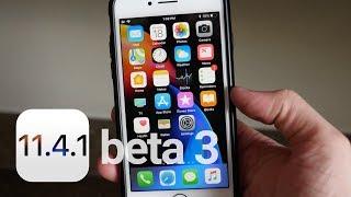 iOS 11.4.1 Beta 3 Released & iOS 11.4 Battery Drain