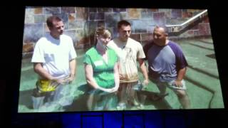 Water of life Fontana ( emotional baptism )