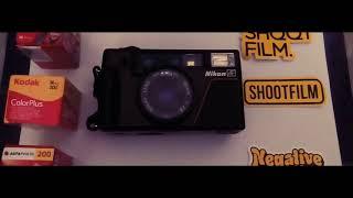 Kamera Analog Nikon L35AF