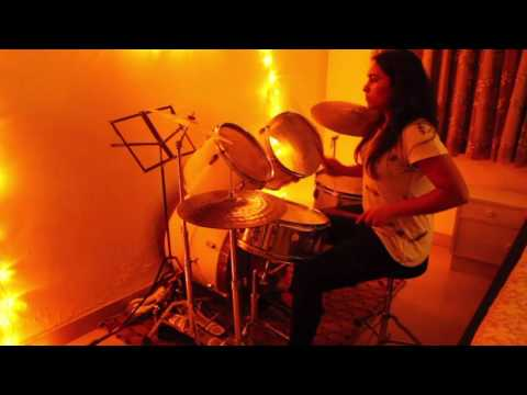 Arko (Dariya) - cover drums by Siddhi Agarwal