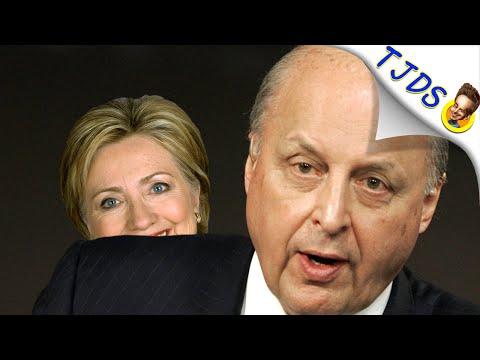 Hillary Embraces War Criminal John Negroponte-Liberals FREAK OUT!