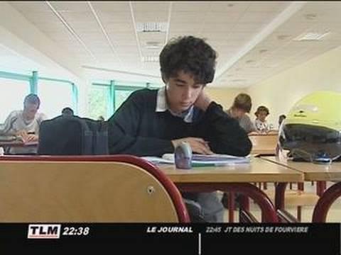 BAC : le plus jeune candidat a 14 ans (Lyon)