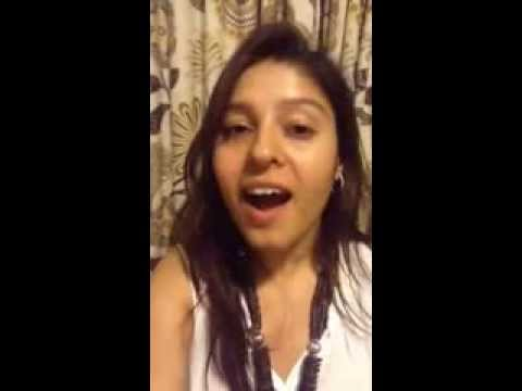 Sunidhi Chauhan live performance Dhoom 3 Song