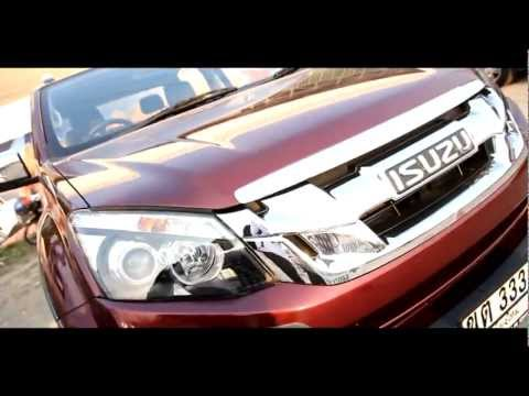 [Zonn] Ep. 3 : All New Isuzu D-max Show (Drive) ??!!