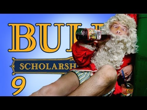 DRUNK SANTA - Bully - Part 9