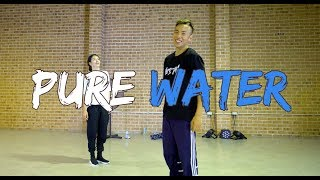 Mustard, Migos - Pure Water Dance Choreography