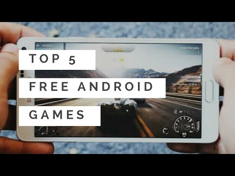 Top 5 best free android games  2018/2017. most playing  games