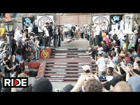 2017 Damn Am NYC: Finals – Ivan Monteiro, Jake Ilardi, Daisuke Ikeda –SPoT Life