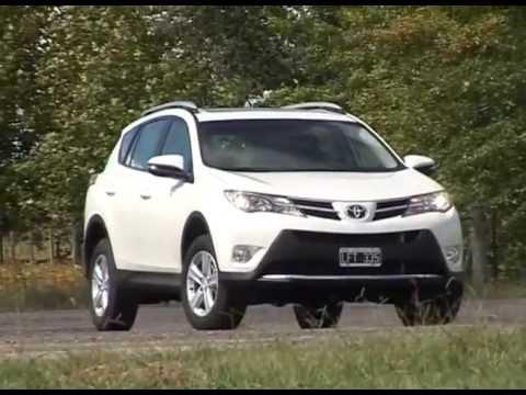 Toyota Rav4 2.5 4WD - Test - Matías Antico