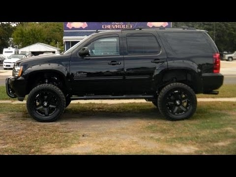 2014 Chevy Tahoe For Sale >> 2014 Chevy Tahoe Rocky Ridge Phantom Lifted Truck 4 Sale - YouTube