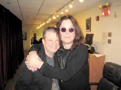 Jim Norton - Obsessed - Ozzy Osbourne in studio pt 1/10