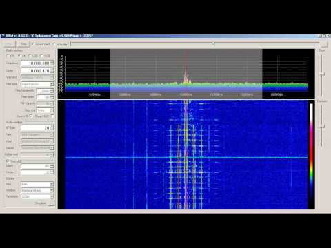 Shortwave Radio - WWV WWVH ON/DSHO BPM 10Mhz 1/21/12