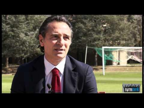 Intervista a Cesare Prandelli
