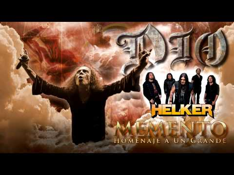 Helker - Push (cover De Dio) video