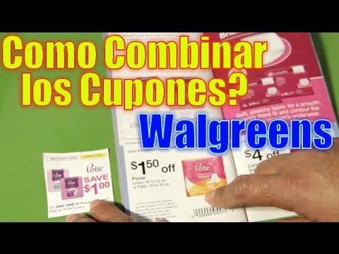 Como Combinar los Cupones en Walgreens   Casayfamiliatv