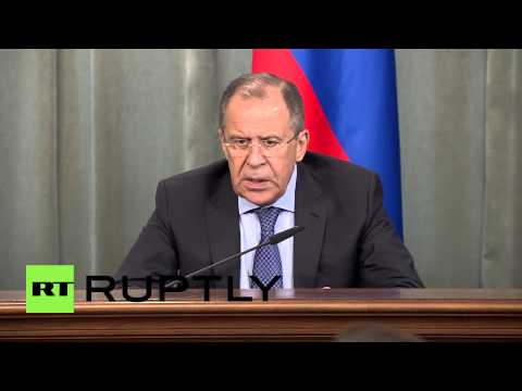 Russia: 'Want Iraq united, not divided into Sunni, Shia and Kurds'- Lavrov