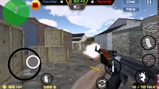 Counter Combat Online Android Gameplay