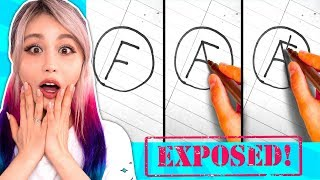 Testing Back To School Life Hacks From 5 Minute Crafts *Exposed