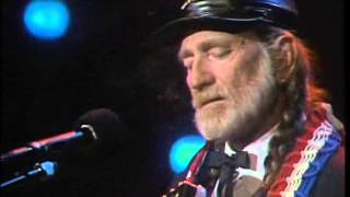 Watch Willie Nelson Moon River video