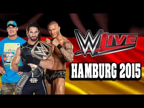 WWE Live Tour Bericht - Hamburg vom 15.04.2015 [VLOG]