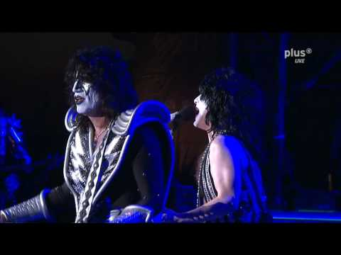 KISS - Shock Me - Rock Am Ring 2010 - Sonic Boom Over Europe Tour