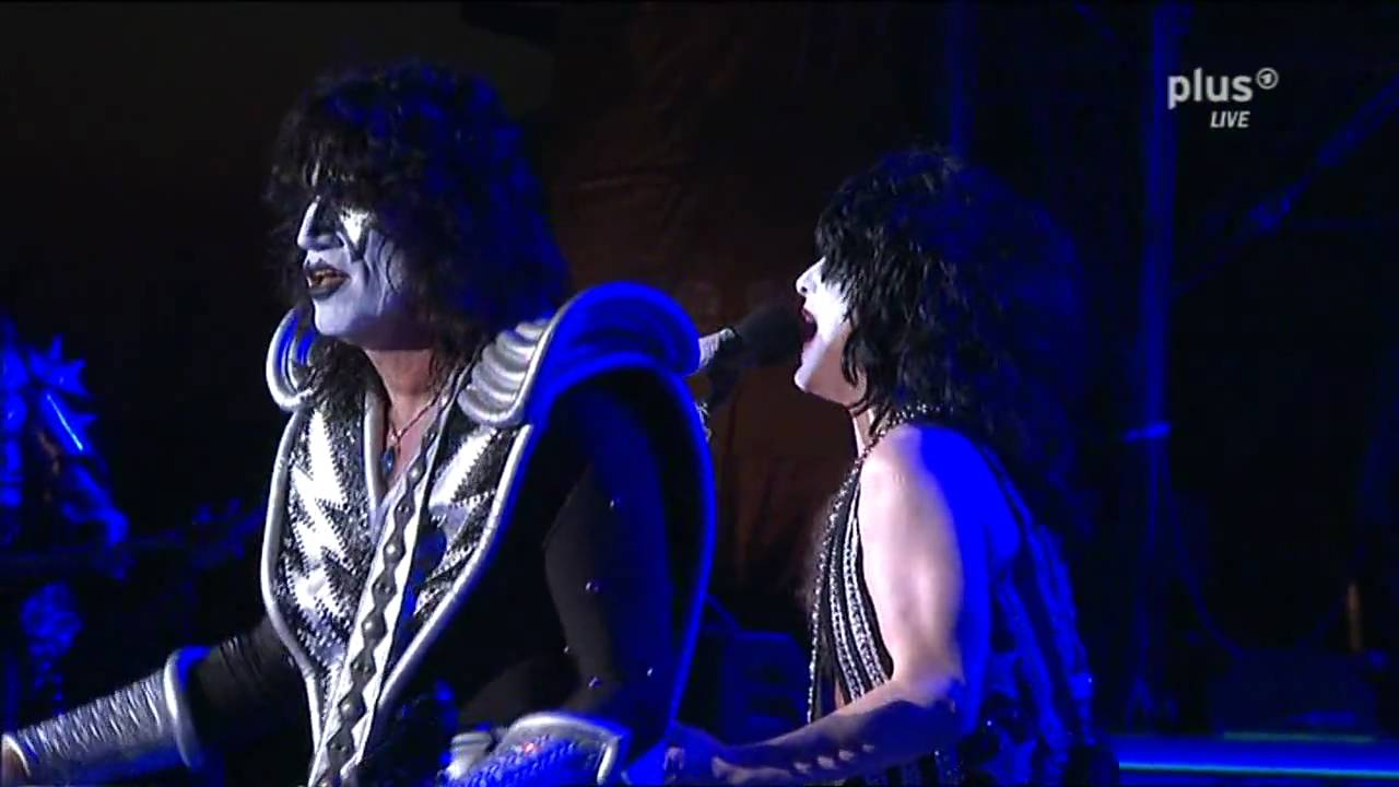 KISS - Shock Me - Rock Am Ring 2010 - Sonic Boom Over Europe Tour ...