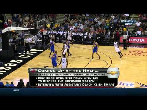 What The Miami Heat Offense Looks Like Without LeBron James
